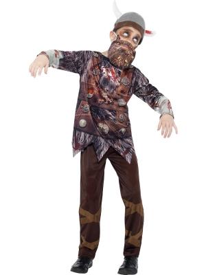 Zombija vikinga kostīms