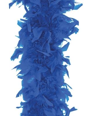 Boa, neona zils, 45 g, 180 cm