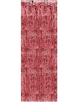 Lietutiņa aizskars, sarkans, 90 cm x 250 cm