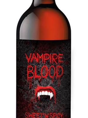 10 gab, Pudeles uzlīmes, Vampire Blood