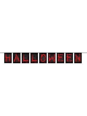 Baneris, Halloween, 16.5 x 123 cm