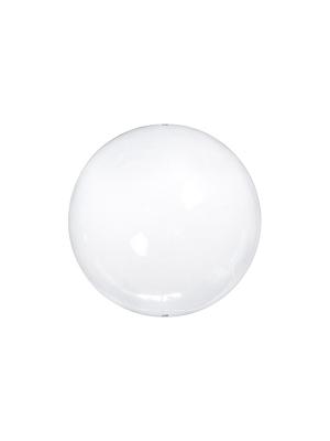 4 gab, Stikla bumba, bezkrāsaina, 10 cm