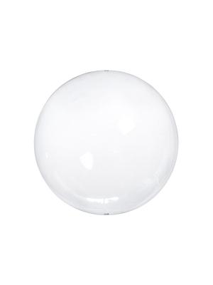 4 gab, Stikla bumba, bezkrāsaina, 12 cm