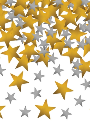 Konfeti zvaigznītes, 7 gr