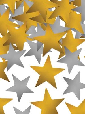 Konfeti zvaigznes, 7 gr