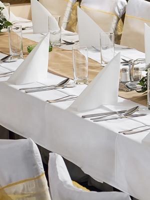 Galdauts, balts, 180 x 300 cm