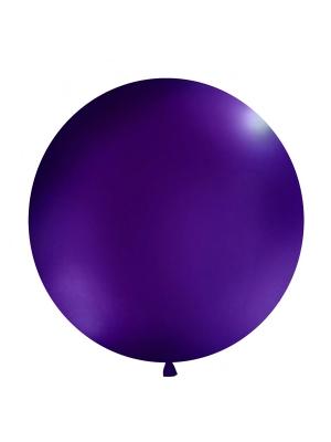 1 metra balons, tumši violets, pastelis