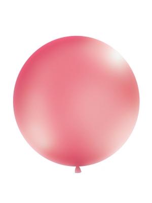 1 metra balons, fuksija, metālisks