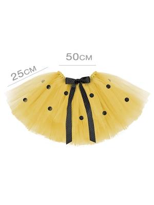 Tutu apakšsvārki, dzelteni, 50 x 25 cm