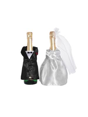 Apģērbs šampanieša pudelēm