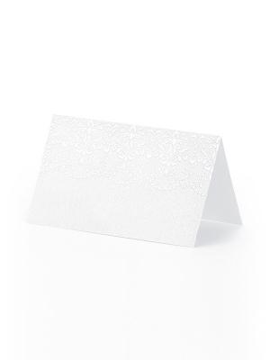 10 gab, Galda karte, 8 x 5 cm
