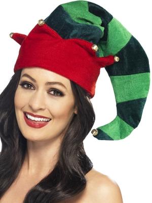 Elfa cepure ar zvaniem