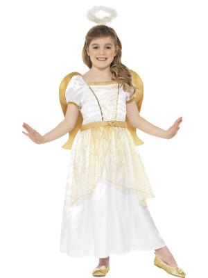 Eņģeļa princeses kostīms