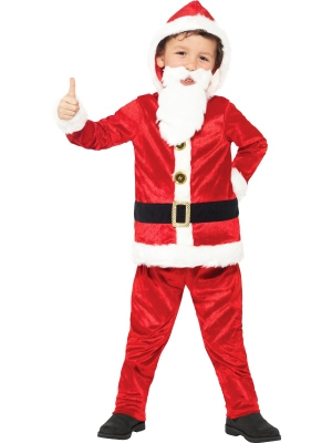 Jautrā Santas kostīms