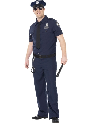 Ņujorkas policista kostīms
