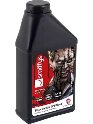 Mākslīgo asiņu želeja, melna, 59.14 ml