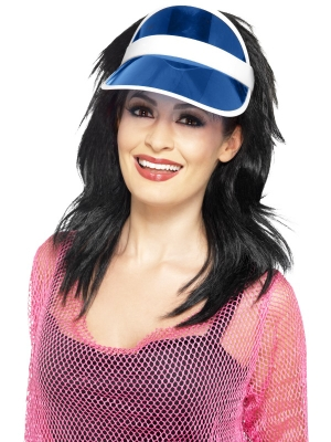 Saules cepure, zila
