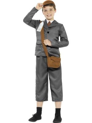 Otrā pasaules kara zēna kostīms