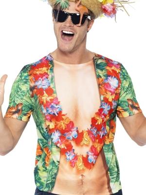 Havaju stila krekls