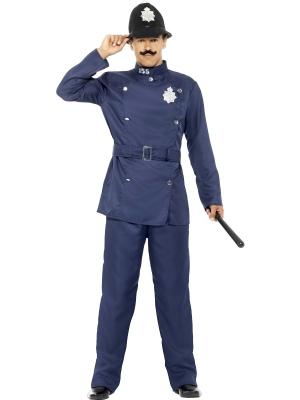 Londonas policista kostīms