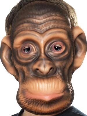 Šimpanzes maska