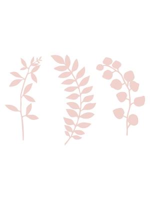 9 gab, Papīra zariņi, pūdera rozā