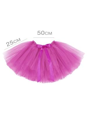 Tutu apakšsvārki, tumši rozā, 50 x 25 cm