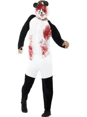 Zombiju pandas kostīms