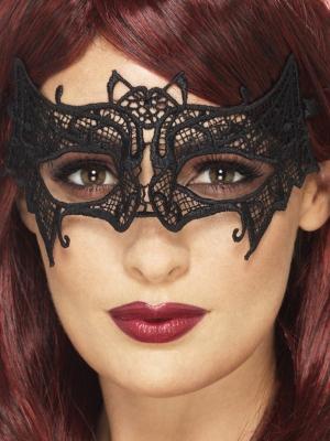 Filigrāna acu maska, Sikspārnis