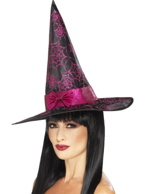 Spīdīga raganas cepure
