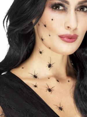 Zirnekļa tetovējums