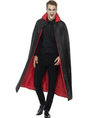 Divpusējs Vampīra apmetnis, 127 cm
