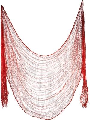Drāna, sarkana, 75 cm x 300 cm