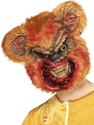 Zombija Lāča maska