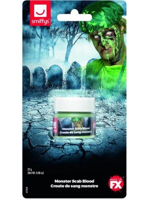 Monstra rētu asinis, zaļas, 20 gr