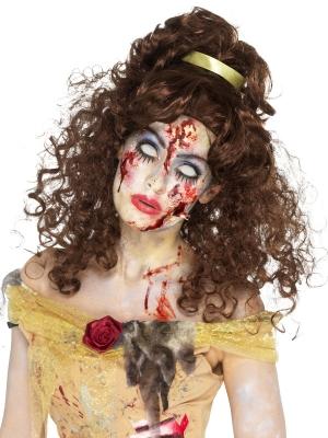 Zombija Princeses parūka