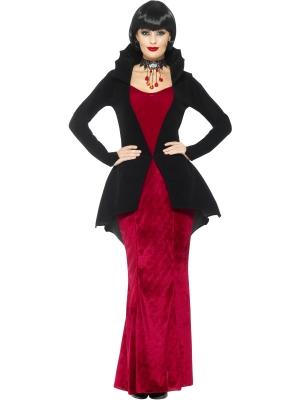 Karaliskās vampīres kostīms