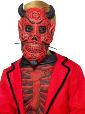 Mirušo dienas velna maska
