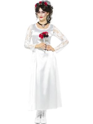 Mirušo dienas Līgavas kostīms