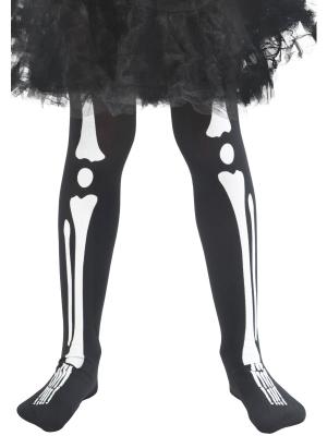 Zeķubikses ar skeletu,(6-12 gadi)