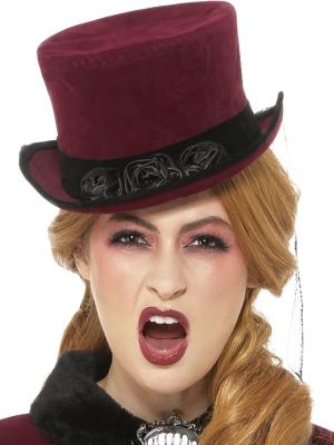 Vampīres Viktorijas cepure