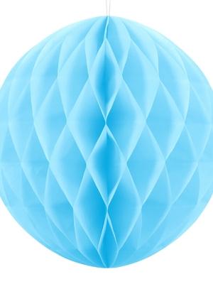 Šūnu bumba, gaiši zila, 40 cm