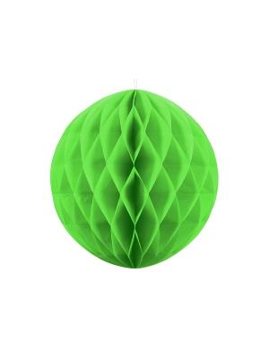 Papīra bumba, zaļš ābols, 40 cm
