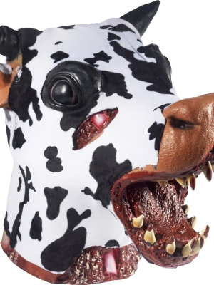 Govs galva, melnbalta