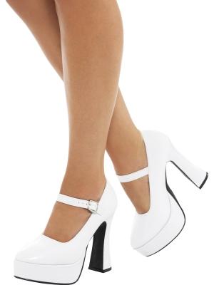 70.gadu platformas kurpes