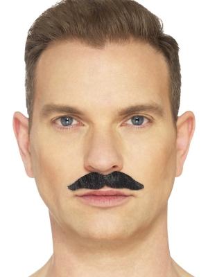 Profesionālās ūsas, melnas