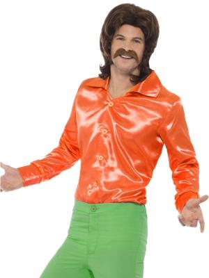 Disko krekls, oranžs