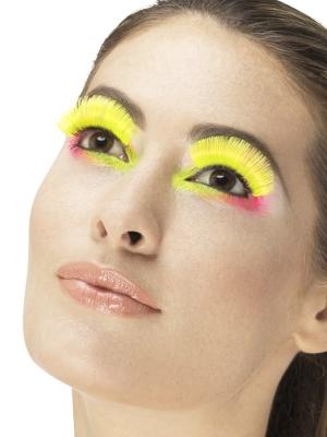 Skropstas, neona dzeltenas