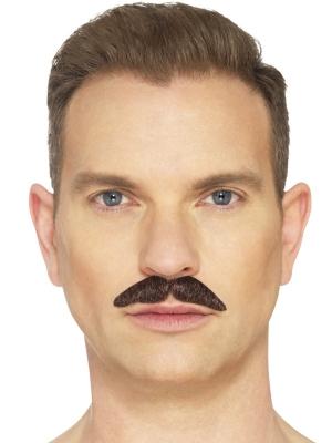 Profesionālās ūsas, brūnas