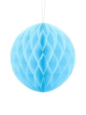 Šūnu bumba, gaiši zila, 20 cm